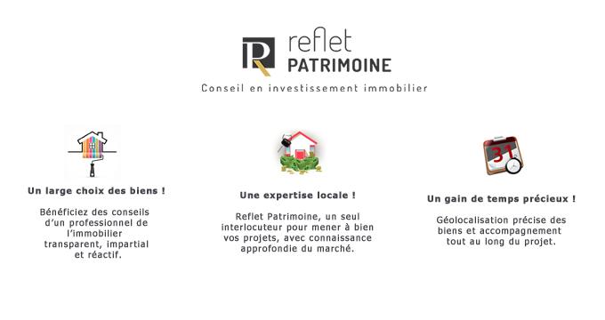 L'accompagnement Reflet Patrimoine : conseil en investissement immobilier à Lyon